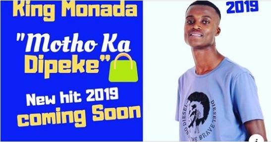 King monada latest single