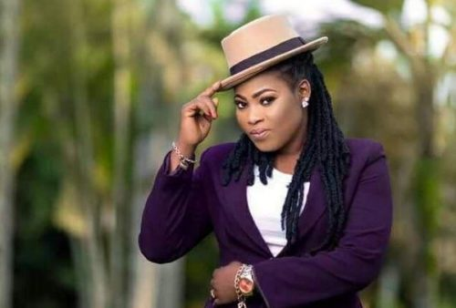 Joyce Blessing 'shuts down' Wassa-Akropong with Unbreakable
