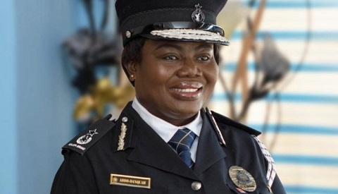 Tiwaa Addo-Danquah has reduced police service to ridicule – MP